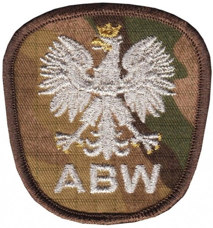 ABW - logo haftowane - producent RAVEN