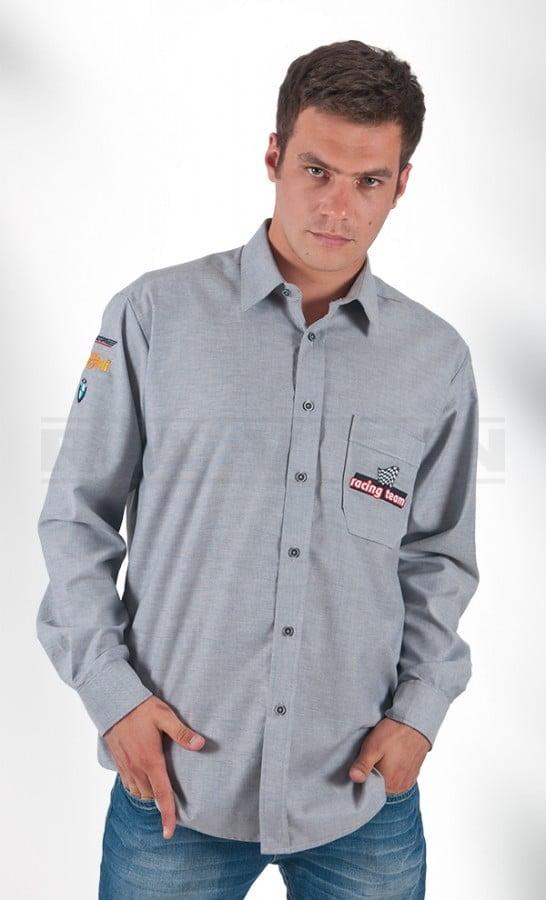 Koszule reklamowe z logo, odzież reklamowa, koszule z nadrukami