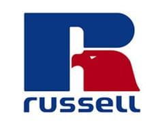 Russel logo producenta odzieży Ubrania z nadrukiem lub haftem promocyjnym