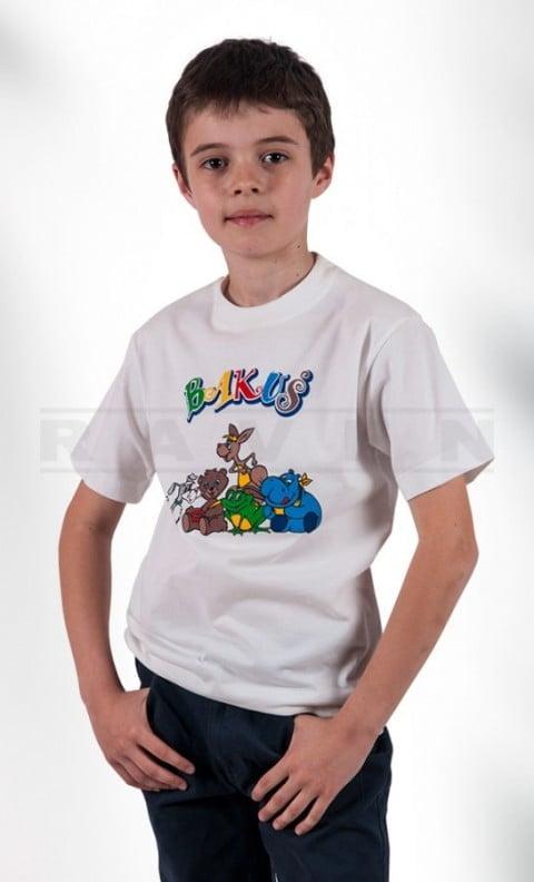 Odzież reklamowa dla dzieci - koszulka z nadrukiem dla dziecka